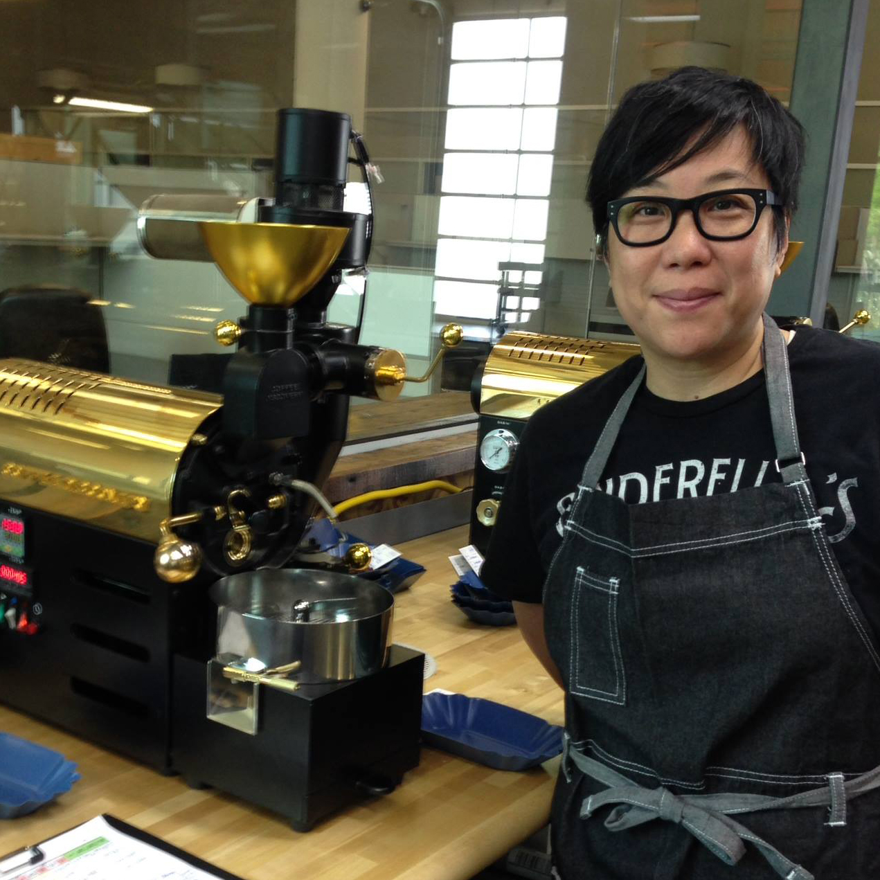Peri Coffee founder Ingin Kim